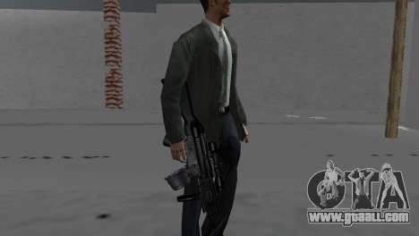 Custom MP5 for GTA Vice City fifth screenshot