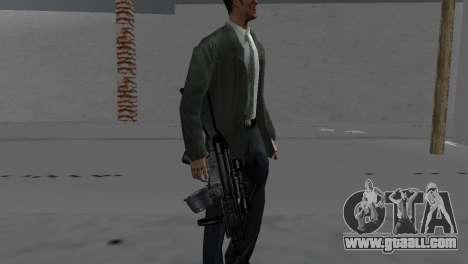 Custom MP5 for GTA Vice City fifth screenshot