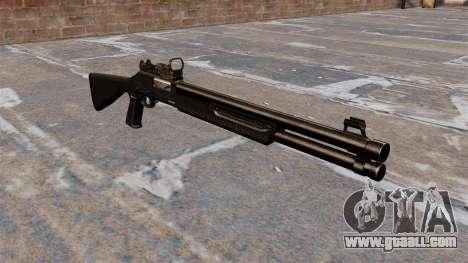 Tactical shotgun Fabarm SDASS Pro Forces for GTA 4