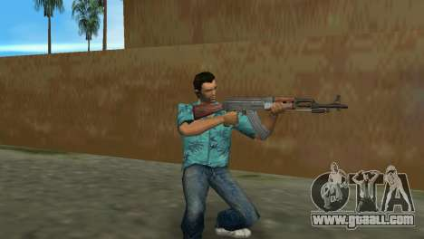 Type-56 for GTA Vice City second screenshot