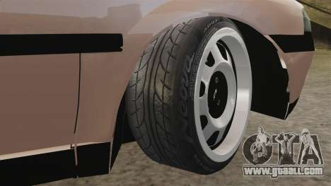 Volkswagen Saveiro G3 SuperSurf for GTA 4 side view