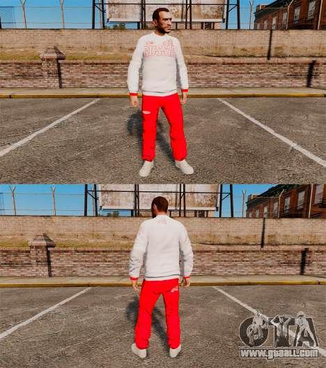 Clothing-Bosco Sport- for GTA 4 forth screenshot