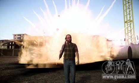 Lester of GTA V for GTA San Andreas third screenshot