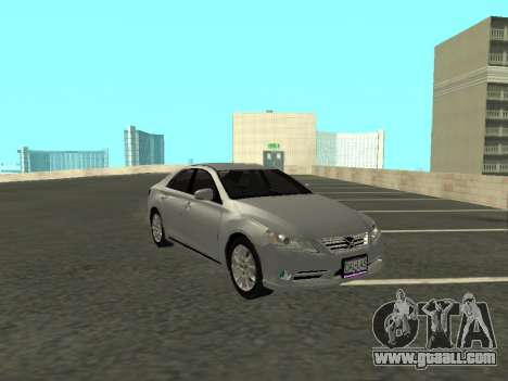 Toyota Mark X for GTA San Andreas