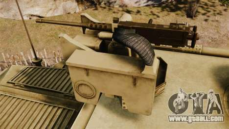 Cougar MRAP 4X4 for GTA 4 side view