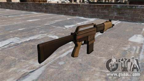 Shotgun Franchi SPAS-15 for GTA 4 second screenshot