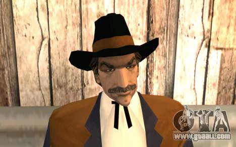 Avery Carrington for GTA San Andreas third screenshot