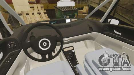 Renault Espace IV Initiale v1.1 for GTA 4 inner view