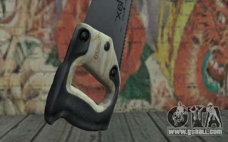 Wood saw for GTA San Andreas forth screenshot