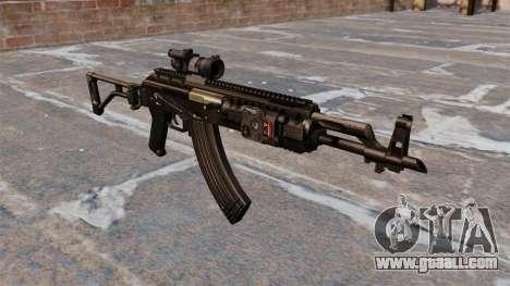 Kalashnikov AK-47 Sopmod for GTA 4