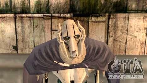 General Grievous for GTA San Andreas third screenshot