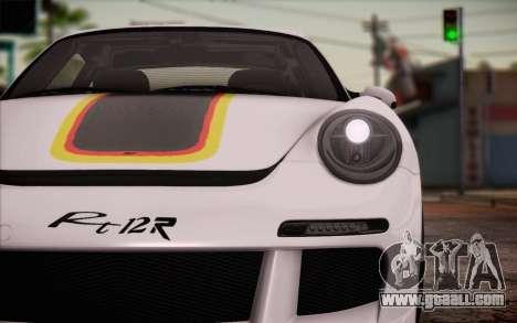 RUF RT12R for GTA San Andreas