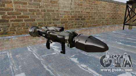 Anti-tank grenade launcher Crysis 2 for GTA 4