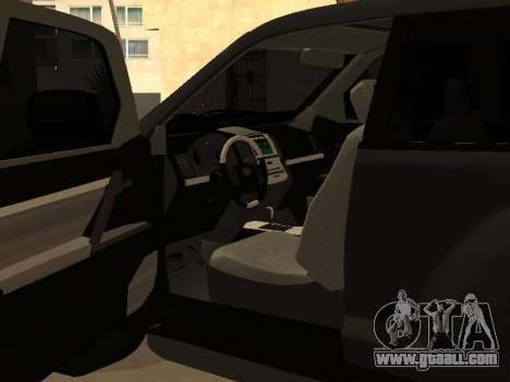 Toyota Land Cruiser Prado 2012 for GTA San Andreas right view