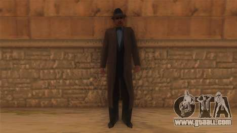 Sam from the mafia for GTA San Andreas