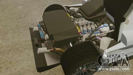 Gumpert Apollo S 2011 for GTA 4 side view