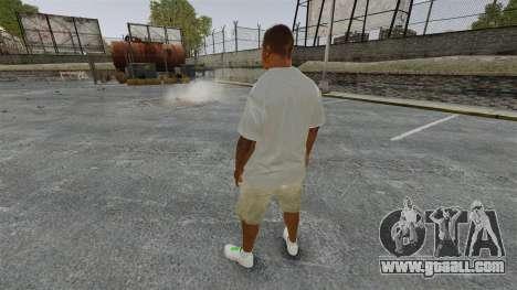 Franklin Clinton v3 for GTA 4 third screenshot
