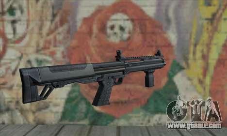 KSG12 for GTA San Andreas second screenshot