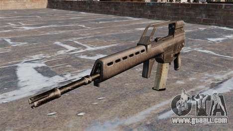 HK G36 assault rifle for GTA 4