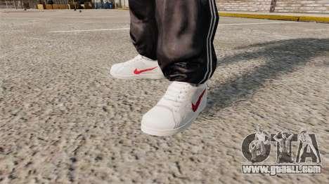 Sneakers Nike Classics for GTA 4 second screenshot