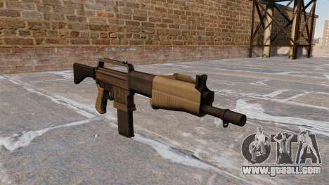 Shotgun Franchi SPAS-15 for GTA 4