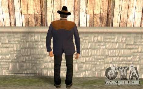 Avery Carrington for GTA San Andreas second screenshot