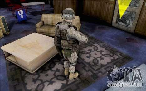 David Montes for GTA San Andreas second screenshot