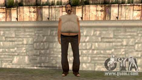 Umberto Robina for GTA San Andreas