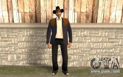 Avery Carrington for GTA San Andreas