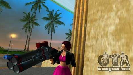 Rocket Launcher UT2003 for GTA Vice City