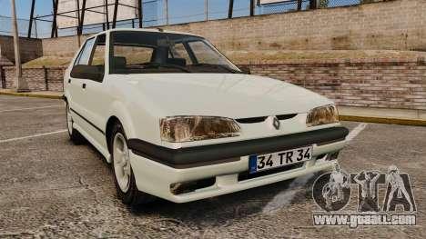 Renault 19 Europa for GTA 4