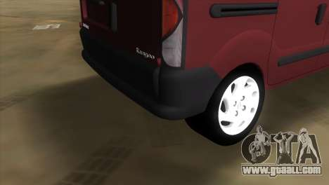 Renault Kangoo for GTA Vice City right view