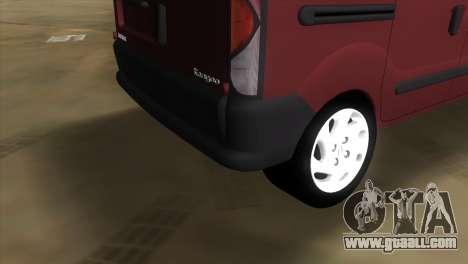 Renault Kangoo for GTA Vice City right view