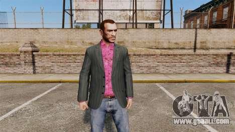 Jacket-Tommy Vercetti- for GTA 4