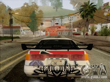 Uranus Grand Chase Texture for GTA San Andreas left view