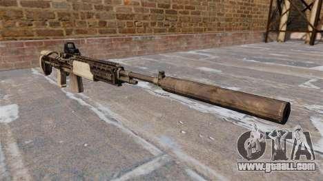Automatic rifle Mk 14 Mod 0 EBR for GTA 4
