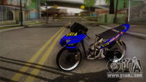 Vario Drag for GTA San Andreas