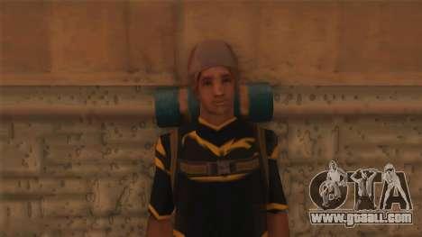 Baby for GTA San Andreas third screenshot