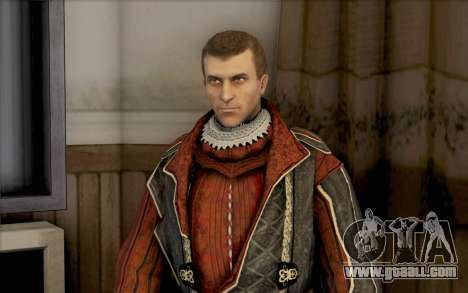 Machiavelli of ACB for GTA San Andreas