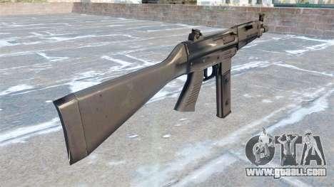 Taurus submachine gun MT-40 for GTA 4 second screenshot