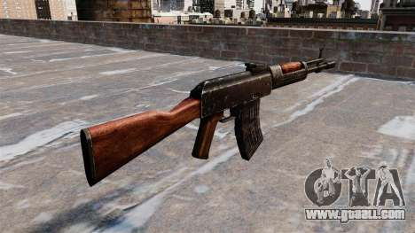 AK-47 for GTA 4 second screenshot