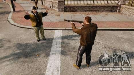 Hostage for GTA 4