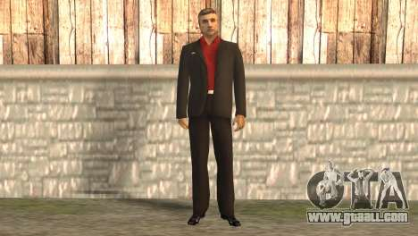 Mafia Boss for GTA San Andreas