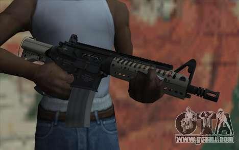 VLTOR SBR 5.56 no Sight for GTA San Andreas third screenshot