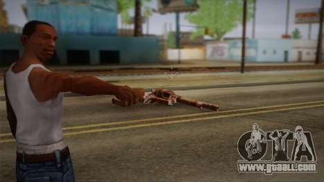Colt Peacemaker (Rusty) for GTA San Andreas second screenshot