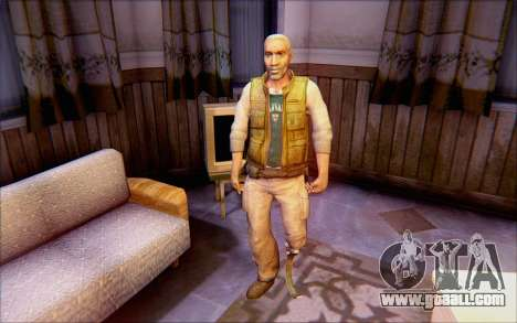 Eli from Half Life 2 for GTA San Andreas second screenshot