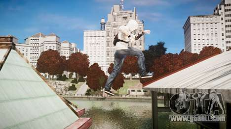 Dezmont Myles for GTA 4 fifth screenshot
