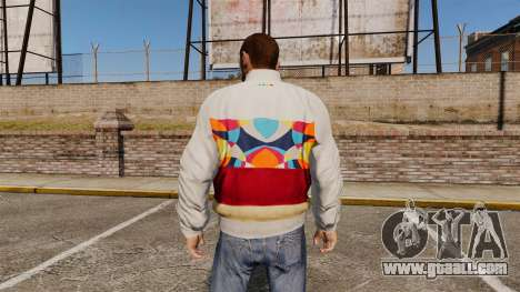 Windbreaker-Coogi- for GTA 4 second screenshot