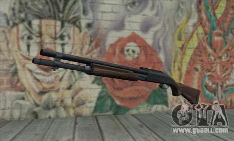 Remington 870 for GTA San Andreas