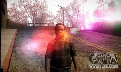 Lester of GTA V for GTA San Andreas second screenshot